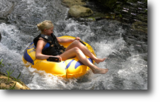 WHITE RIVER - TUBING - Seaview Jamaica